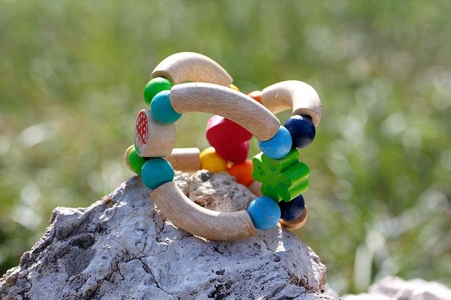 Holzspielzeug Greifling